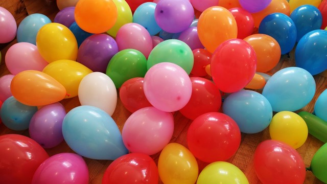 Balloons and God's Goodness: Thanksgiving